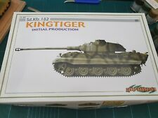 Cyber-Hobby Dragon 6349  Sd. Kfz. 182 King Tiger Initial Production **VERY RARE*