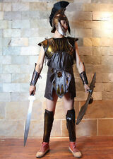 Wearable Medieval Crusader Troy Knight Armor In Suit Authentic Full Size