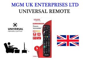 Universal TV Remote Control For All TV - 4D LED LCD PLASMA Universal TV Remote