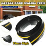 15mm Garage Door Heavy Duty Floor Mount Threshold Weather Seal Draught Excluder