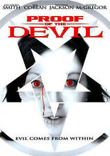 Proof of the Devil,Very Good DVD, Kristen Merritt, Hunter McGregor, Michael Bien