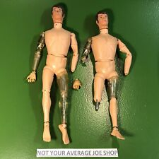 VINTAGE 1964 GI JOE Atomic Man Mike Powers For Pieces And Parts! 🥰🥰🥰🥰 X2