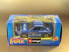 BBURAGO BURAGO 1/43 STREET FIRE COLLECTION #41340 PORSCHE 911 GT3 CUP [PL3-19]