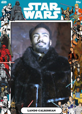 2019 MARATHONS FOREVER LANDO CALRISSIAN LE 2019cc Topps Star Wars Digital Card
