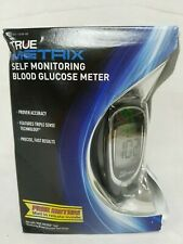 True Metrix Self Monitoring Blood Glucose Meter Dented Box 12/10/2024