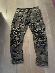 Pantaloni leggeri Deerhunter Muflon Edge Camo Pantaloni Mimetici MEN/'S