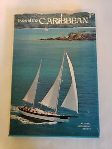 Isles of the Caribbean by National Geographic Society 1980 - Travel Photography