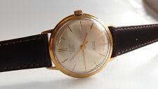 Uhr Poljot de Luxe Automatic, 35mm, ARMBANDUHR,Automatik,Vintage HerrenUhr