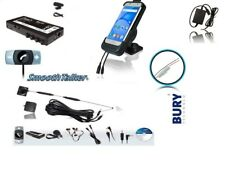 BURY 9048 Bluetooth Handsfree Music Playback Car Kit iPhone Samsung CC9048