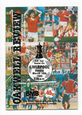 1984/85 FA Cup 6th Round - BARNSLEY v. LIVERPOOL