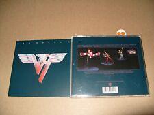Van Halen  Van Halen II cd Remastered cd + Inlays are Near Mint + condition