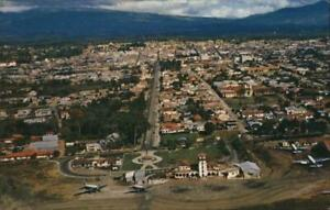 Aerial View of San Jose,Costa Rica Mike Roberts Color Productions Postcard