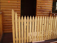 Cypress Pine Windsor Pickets 0.9m - 2.1m Screening Decking Fence Picket