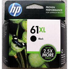 HP GENUINE 61XL Black Ink (RETAIL BOX) OFFICEJET 2620 4630 4631 4632 4635