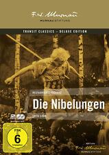 Die Nibelungen - 1924 - Regie Fritz Lang - DVD