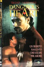 DANGEROUS HEART (1993) VHS CIC Tim Dali Lauren Holly Scott