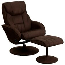 Flash Furniture Brown Microfiber Recliner, Brown - BT-7895-MIC-PINPOINT-GG