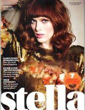 Karen Elson on Magazine Cover November 2010