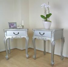 Country 61cm-65cm Bedside Tables & Cabinets with 1 Drawer