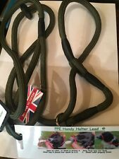 handy halter lead (dog training aid ) in olive