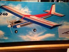 New R/C Hobbico Flightstar 40 ARF