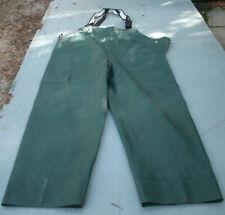 Dutch Harbor Gear adjustable Rain Green  Bibs Overalls Size 2xl  Waterproof