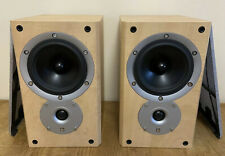 Kef Cresta 10 SP3386 Speakers Boxed NR MINT - Maple