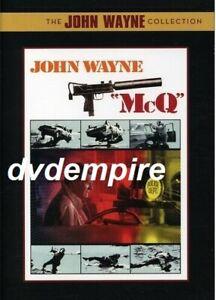 MCQ DVD the John Wayne Collection New Sealed Australian Release