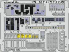 Eduard PE 73615 1/72 McDonnell F-15E Strike Eagle interior details Great Wall