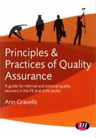 Principles and Practices of Quality Assurance A guide for inter... 9781473973428