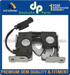 Front Lower Hood Lock Latch For BMW E60 E82 E88 E90 E92 E93 X3 M5 51237008755