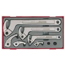 Juego 3 llaves articuladas de gancho TENGTOOLS TTHP08