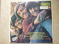 THE MONKEES THE MONKEES 1ST ALBUM ORIGINAL 1966 NEW ZEALAND RCA LP LAMINATED