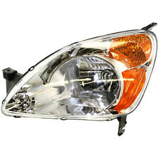 NEW 02-04 FITS HONDA CRV HALOGEN HEAD LAMP LENS & HOUSING FRONT LEFT HO2518104