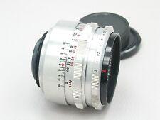 Carl Zeiss Jena Lens Biotar 58mm f/2 M42 154