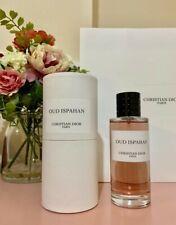 Dior Privee OUD ISPAHAN Eau De Parfum Edp 125ML perfume spray 🌺boxed RRP £200