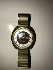 Vintage Seiko 7006-8029 17 Jewel Automatic Brown Dial Wristwatch Made In Japan