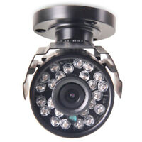 Waterproof 700TV Outdoor IP Camera Night Vision 24 IR Leds CCTV Security System