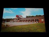 Vintage Postcard,MORGANTOWN,PENNSYLVANIA, PA,Motel & Restaurant On Penn Turnpike