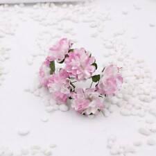 144Pcs Paper Flower Bouquet Handmade Garland Wedding Home Craft Decoration LD