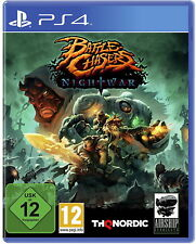 Battle Chasers: Nightwar (Sony PlayStation 4, 2017)