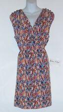 Kardashian Kurves Plus Size Semi Wrap Dress Multi-Color 20W NWT