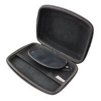 caseroxx GPS-Tasche für TomTom Go Professional 6200 in schwarz aus Kunstleder
