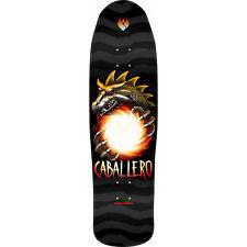"Powell Peralta Skateboard Deck Flight 216 Caballero Dragon Ball 9"" x 31.9"""