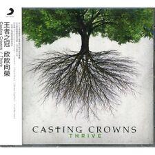 Casting Crowns: Thrive (2014) CD OBI TAIWAN