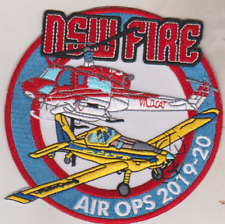 New South Wales Fire 2019 - 2020 Air Operations patch