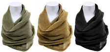 """Mesh Cotton 36"""" x 46"""" Military Scarf Tactical Sniper Veil 5730 5731 5732 Rothco"""