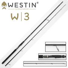 Westin W3 Spinnrute Power Teez 270cm MH 21-70g, Gummifischrute zum Hechtangeln