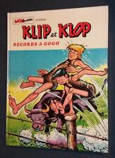 Klip et Klop 1 EO Records à gogo Mon Journal Porto Jeux olympiques