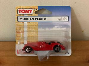 Tomica Morgan Plus 8 UK Blister Card